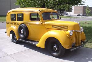 1941 Ford School Bus