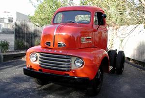 1949 Ford Semi