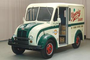 1965 Divco Milk Truck