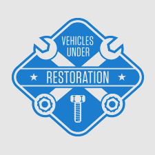 Vehicles Under Restoration