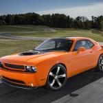 2014 Challenger Shaker (photo Courtesy of Chrysler)