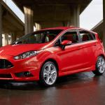2014 Fiesta ST (photo Courtesy of Ford)