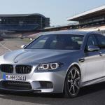 2014 M5 (photo Courtesy of BMW)
