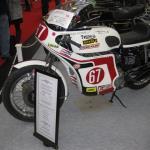This 750 Norton Commando Production racer won the best 1970s bike award.