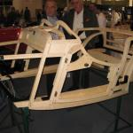 Need new wood for your 1949 MG TC? Look no further.