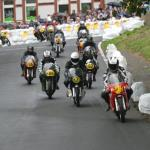 Motorcycle Race at Schotten