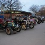 Vintage Motor Carriages