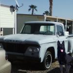 1961 Dodge step-side pickup