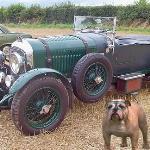 1927 3-Liter Bentley Le Mans replica