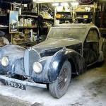 Bugatti Type 57S Atalante Coupe