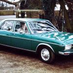 1968-76 Audi 100 LS