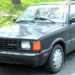 1975-82 Hyundai Pony TLS