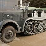 1935-45 Daimler-Benz DB10 SdKfz 8 12-Ton Half-Track Prime Mover