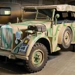 1940 Horch Type EFm 4x4 Cross-Country Personnel Car