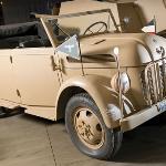 1944 Steyr 1500A01 4x4 Kfz Command Car
