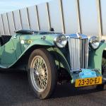 MG TC Midget