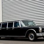 Mercedes-Benz 600 Pullman limo