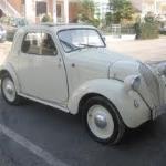 1939 Fiat Topolino