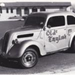 1948 Anglia dragster