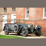 1928 Mercedes-Benz 36/220 6.8-litre S-Type Four-Seat Open Tourer