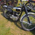 BSA A10 Trials Bike