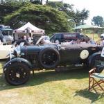 4 1/2 litre Bentley with Vanden Plas Le Mans body