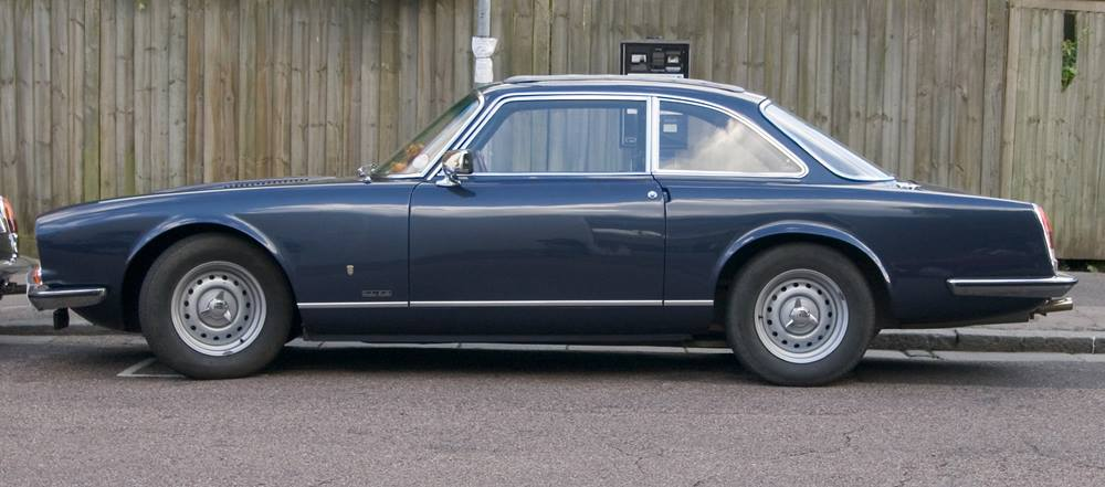 Disapointing Automotive Failures - Apollo GT, Facel-Vega and more ...