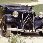 pre-war dickey-seat roadster