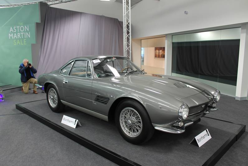 Collector Car Values Aston Martin Ferrari And More Hagerty