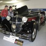 1939 Horch 853A Cabrio