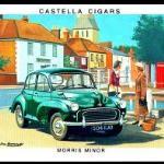 Morris Minor Advertisement