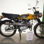 1970-1974 125cc Suzuki Flying Leopard