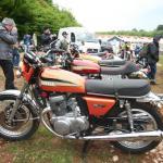 Yamaha DOHC 750 twin