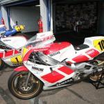 1980s MotoGP bikes.