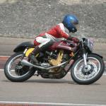 "1961 Matchless G50 ""boy racer."""