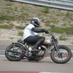 """Bobber"" Flathead V-Twin Harley-Davidson 750cc"