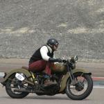 1935 Harley-Davidson RL.