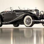 1936 Mercedes-Benz 540K Roadster