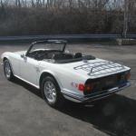 1972 TR6