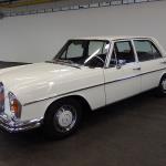 1969 Mercedes-Benz 280SE sedan