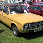 1976 Morris Marina
