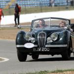 Dermot Bambridge's Jaguar XK120