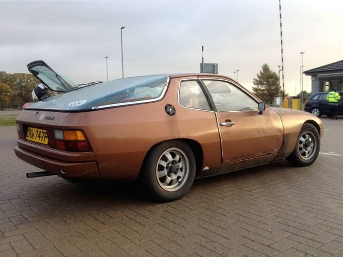 685c3e75b656 Car Club Q A  Porsche 924 Owners Club