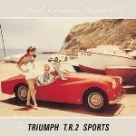 Triumph TR2 ad