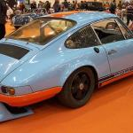 Gulf Blue Porsche