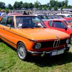Inka Orange BMW 2002
