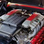 Ferrari Testarossa engine