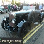 Stony Stratford Vintage Car Run needs your help!