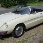 1966 Alfa Romeo 'Duetto' Spider