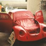 1968 Volkswagen Beetle Restoration